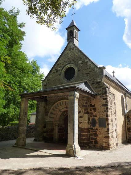 Chapelle Notre-Dame-des-Vertus (La Flèche)