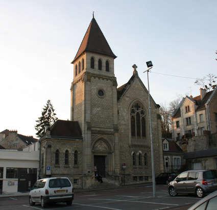 Église réformée américaine de Château-Thierry