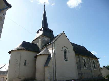 Église Saint-Quentin de Saint-Quentin-lès-Beaurepaire