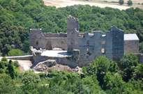 Château de Saissac -