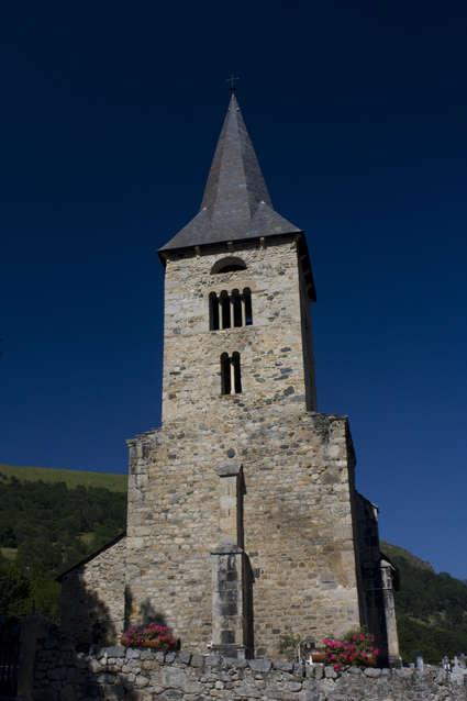 Église Sainte-Anne de Cazeaux-de-Larboust