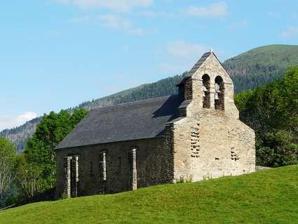 Chapelle Saint-Pé de la Moraine