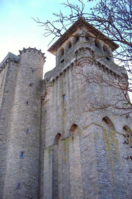 Église Sainte-Radegonde de Sainte-Radegonde