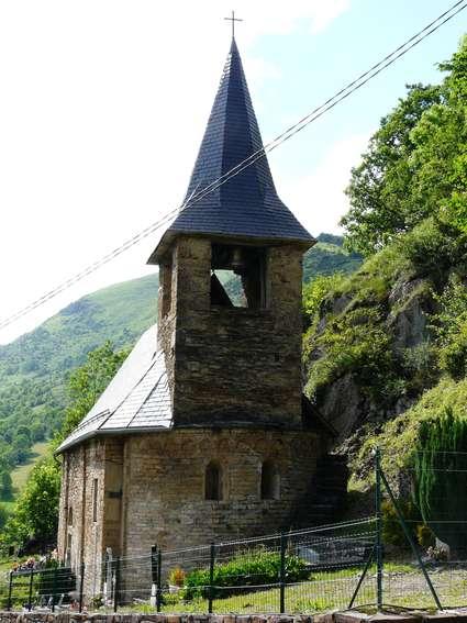 Église Saint-Julien de Trébons-de-Luchon