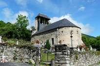 Église Saint-Geniès de Benque-Dessous -