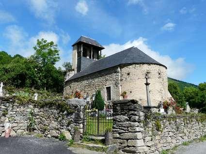 Église Saint-Geniès de Benque-Dessous