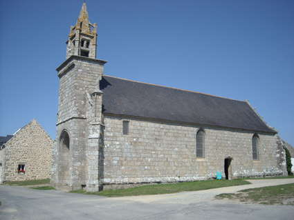 Chapelle Sainte-Barbe de Plouharnel