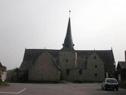 Chapelle Saint-Jean-Baptiste de Lantierne