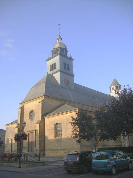 Église Notre-Dame de Carignan
