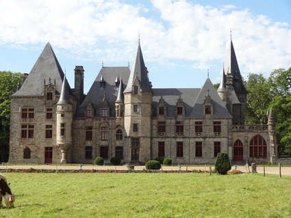 Château du Bois-Cornillé