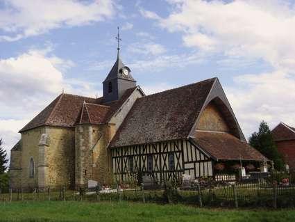 Église Saint-Marcel-et-Notre-Dame-de-l'Assomption de Chauffour-lès-Bailly