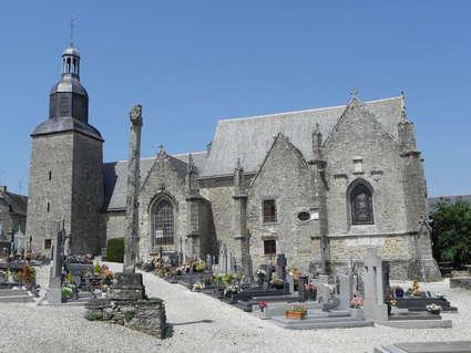 Collégiale Sainte-Marie-Madeleine de Champeaux