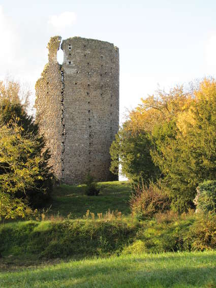 Château de Fréteval