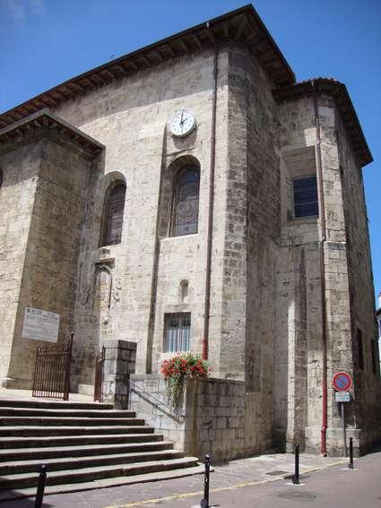 Église Saint-Vincent de Ciboure