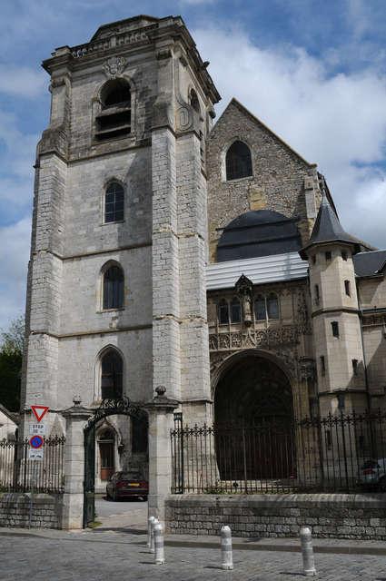 Église Saint-Euverte d'Orléans