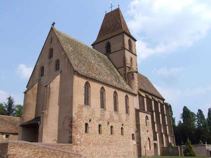 Église Sainte-Walburge de Walbourg