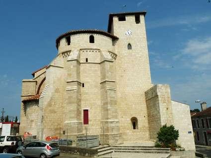 Église Sainte-Marie de Roquefort