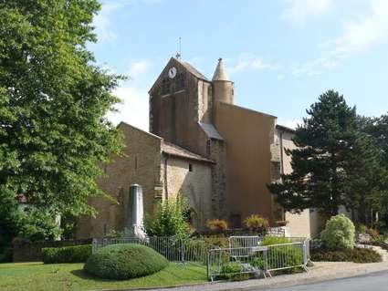 Église Notre-Dame de Sainte-Marie-de-Gosse