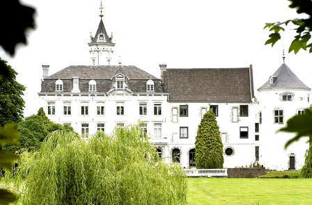 Charme weekend in voormalig kasteel in Maastricht