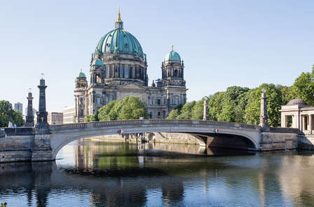 Ontdek het centrum van Berlijn vanaf het water