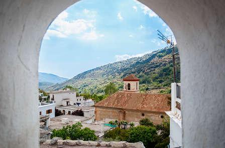 Dineren en bezoek wijnmakerij in de Alpujarras (vanaf 2 nachten)