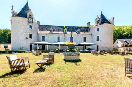 Envolée culinaire dans un château près de Sarlat