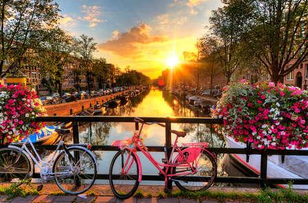 Culinair weekendje weg in Amsterdam (vanaf 2 nachten)