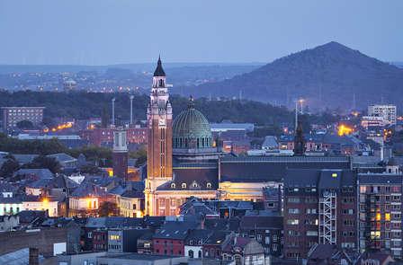 Een cultureel uitje in Charleroi