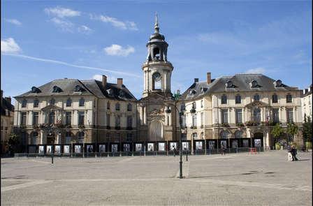 Week-end romantique en plein coeur de Rennes