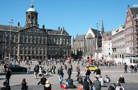 Weekendje weg in het centrum van Amsterdam