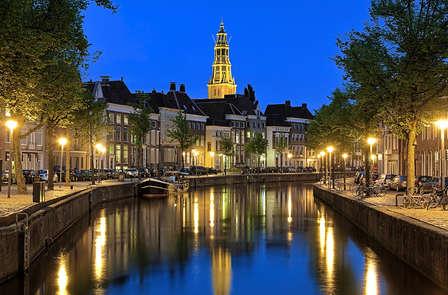 Ontdek het bruisend Groningen met culinair diner (vanaf 2 nachten)