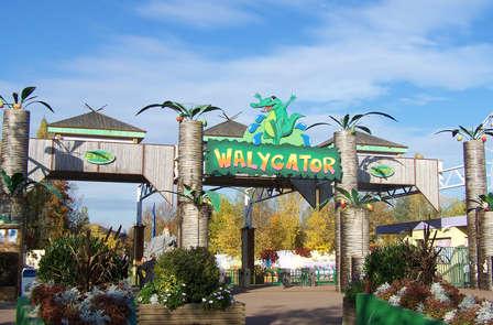 Retombez en enfance au Parc Walygator