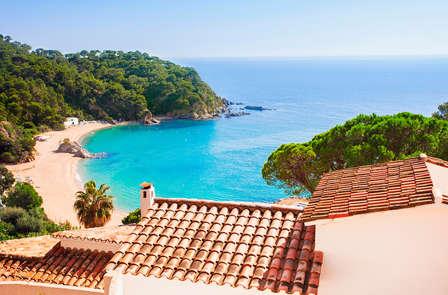 Zomerspecial: zonnevitamientjes opdoen in Lloret de Mar met halfpension (vanaf 3 nachten)
