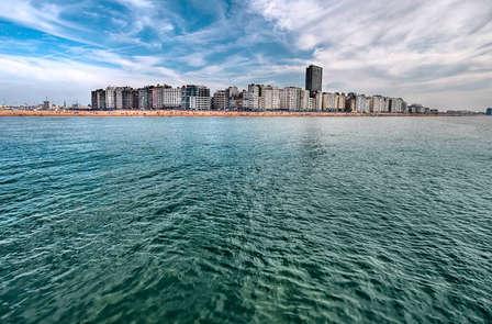 Romantisme sur la côte d'Ostende (à partir de 2 nuits)