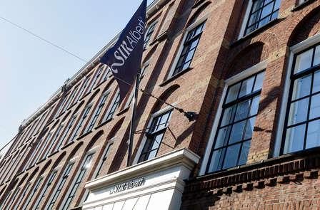 Weekendje weg in prachtig designhotel in het centrum van Amsterdam