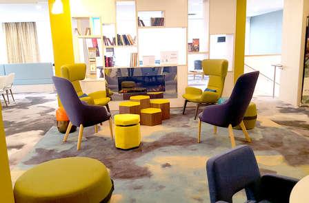 Design et confort près du centre-ville de Mâcon