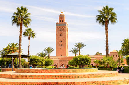 Lujo, relax y encanto oriental en Marrakech