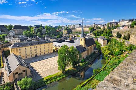 In suite con la tua famiglia a Lussemburgo (bambini gratis)