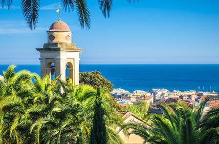 Aria di mare a Sanremo... e la bici è inclusa nel prezzo!
