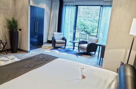 Luxe suite met gastronomisch 5-gangen diner in de buurt van Apeldoorn