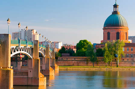 Séjour aux portes de Toulouse