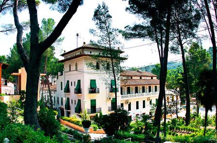 Pensione completa e relax nella Comunità Valenciana