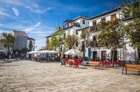Escapada Descubre Granada con visita guiada, en un hotel 4*