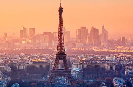Week-end coquin avec Lovebox et vue panoramique sur Paris