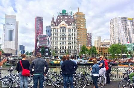 Weekend a Rotterdam con sorprendenti tour in bicicletta