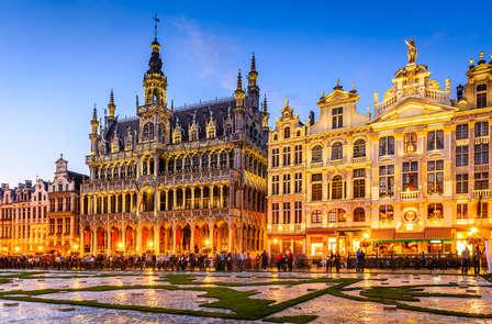Cava en ontspanning in hartje Brussel