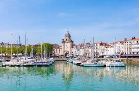 Échappée belle dans un ancien hôtel particulier à 2 min. du Vieux Port de La Rochelle