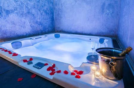 Un nido de amor con sesión de spa privada en Mérida