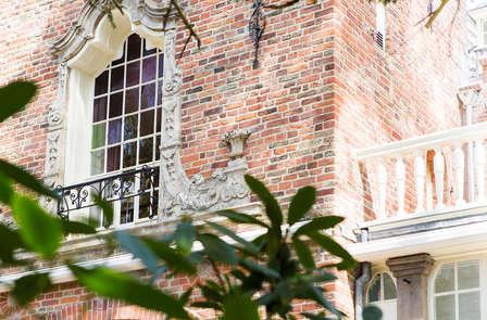 Weekend de charme dans un château près d'Utrecht