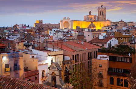 Descanso en el corazón de Tarragona a unos pasos de la playa